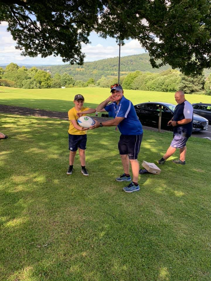 Craigclowan School Rugby Camp